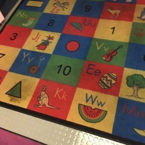 Kids carpet (tiles)